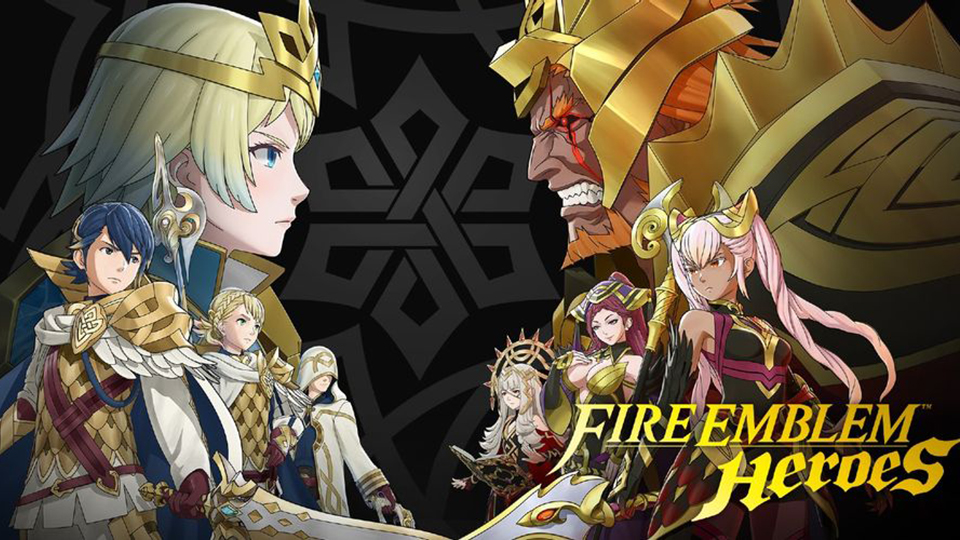 Fire Emblem Heroes. Ganadores de Choose Your Legends: Round 5