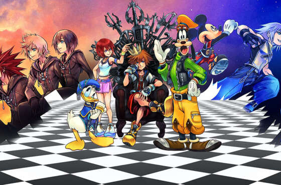 Kingdom Hearts debuta en PC