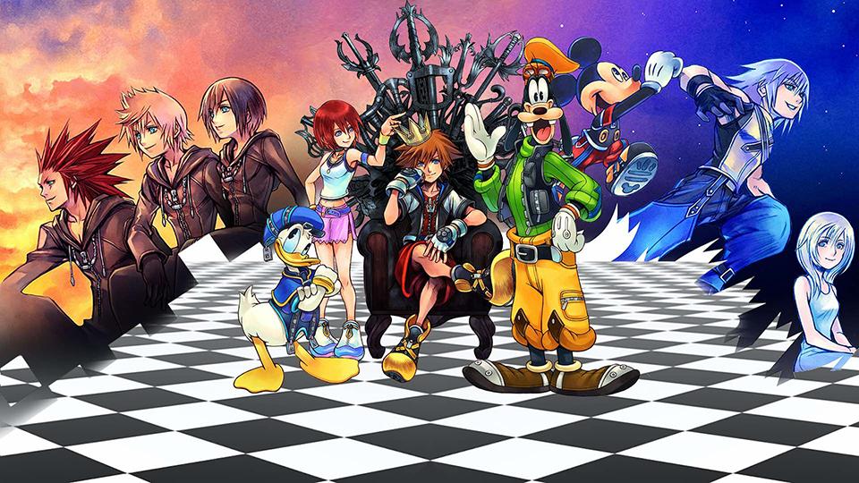 Kingdom Hearts debuta en PC