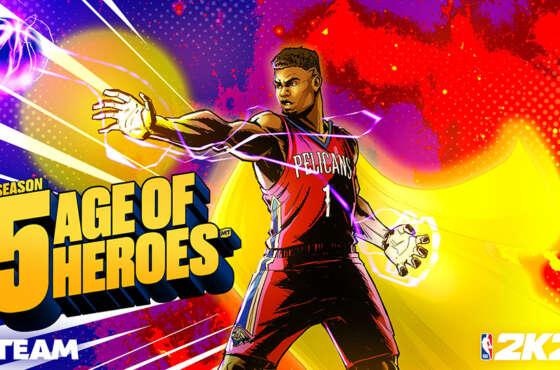 NBA 2K21 Era De Héroes