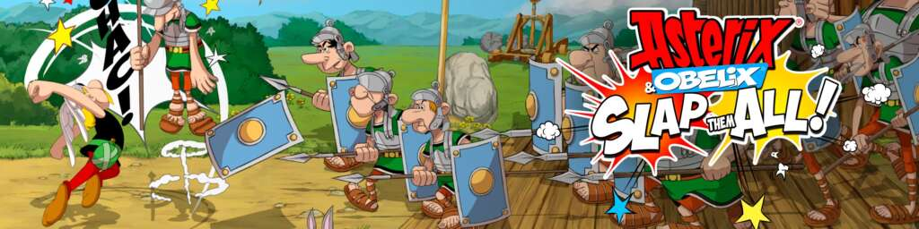 Asterix & Obelix: Slap Them All