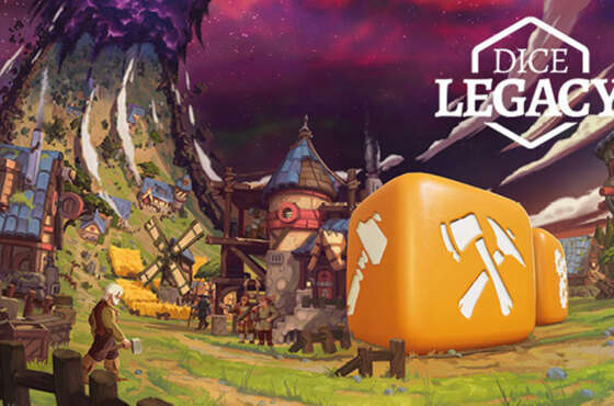 Actualización disponible para Dice Legacy