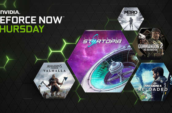 GeForce NOW presenta descuentos