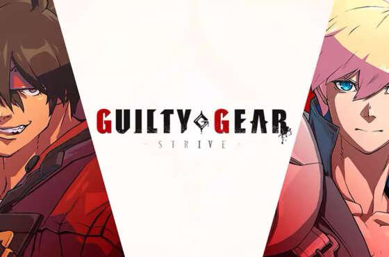 Guilty Gear Strive tiene nuevo tráiler