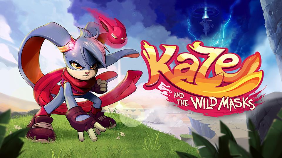 Kaze and the Wild Masks confirma fecha de salida