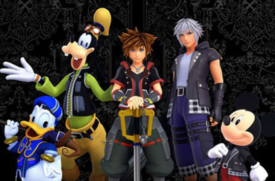 Ya disponible Kingdom Hearts para PC