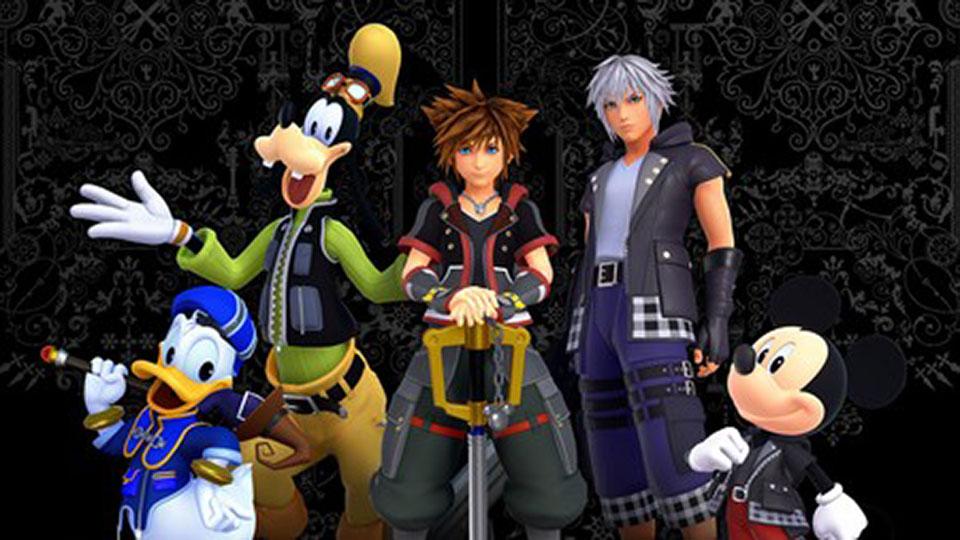 Ya disponible Kingdom Hearts para PC