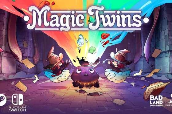 Magic Twins: hechizos en tecnicolor