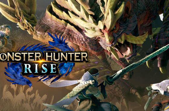 Monster Hunter Rise ¡Únete al gremio!