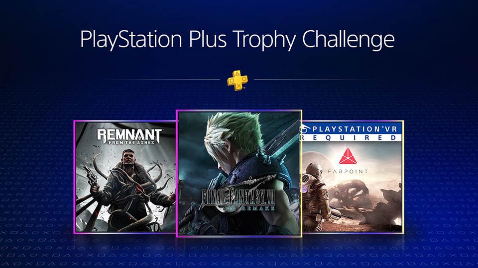 Comienza el PlayStation Plus Trophy Challenge