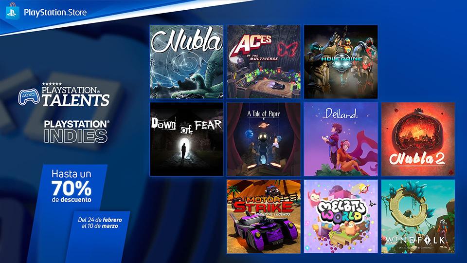 Grandes descuentos en PlayStation Store