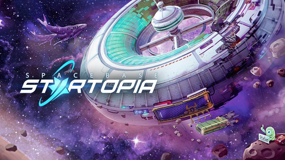 Spacebase Startopia ya a la venta