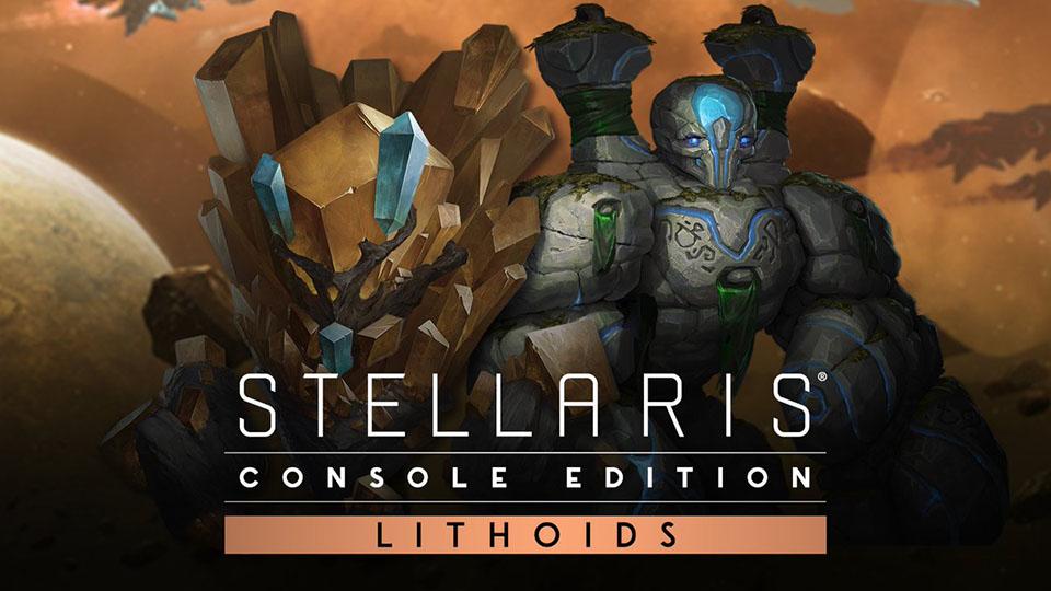 Stellaris, parche de actualización