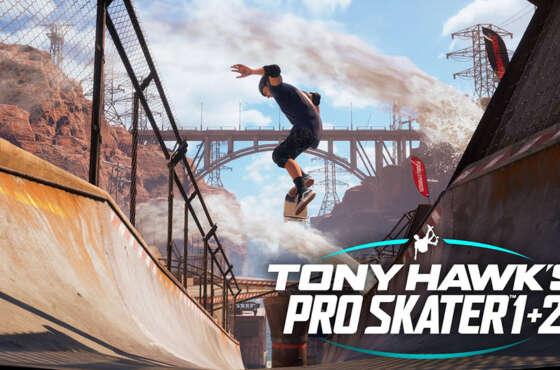 Tony Hawk's Pro Skater 1+2 llega a Nintendo Switch el 25 de junio