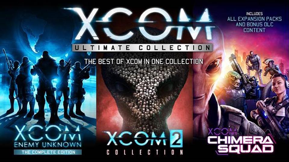 XCOM: Ultimate Collection ya disponible en Steam