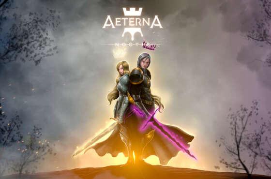 Aeterna Noctis: un nuevo story-trailer
