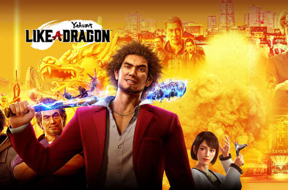 Yakuza Like A Dragon ha llegado a PS5