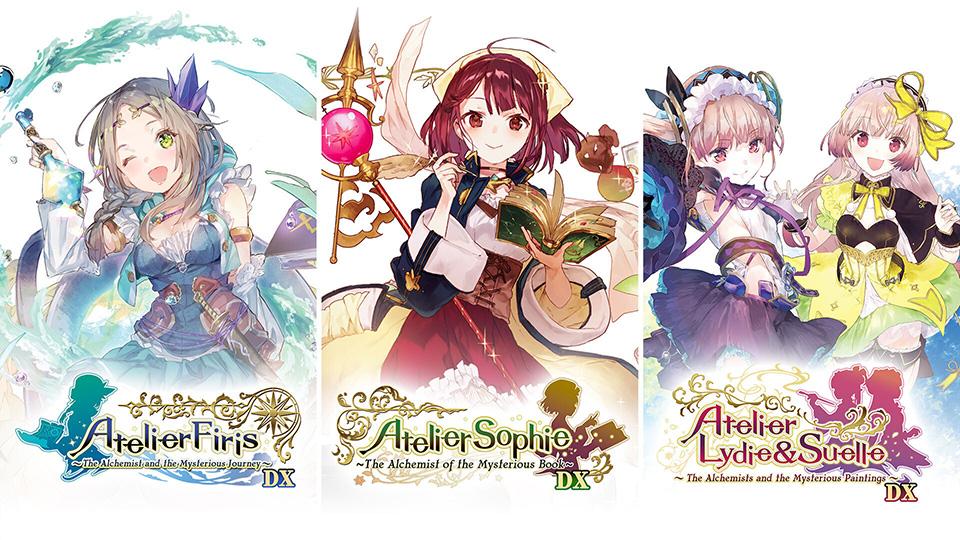 Atelier Mysterious Trilogy