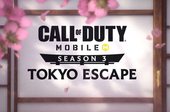 Call of Duty Mobile Tokyo Scape