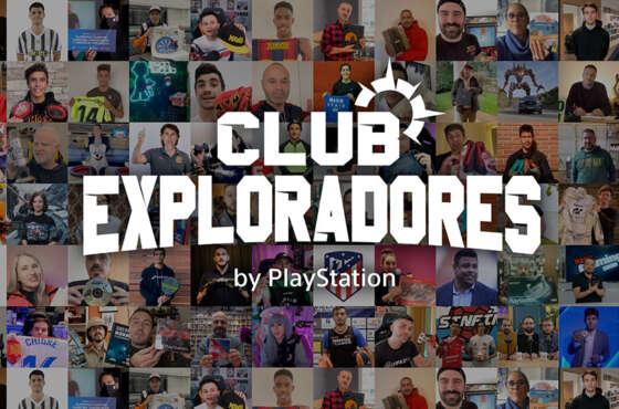 Nuevos participantes del Club de Exploradores PlayStation