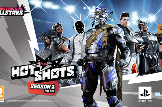 Destruction AllStars presenta el tráiler oficial de la primera temporada