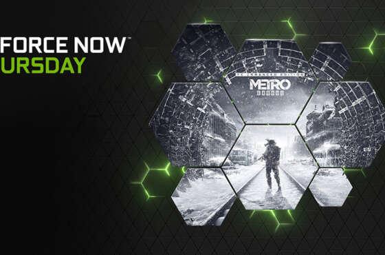 GeForce NOW presenta sus novedades de la semana
