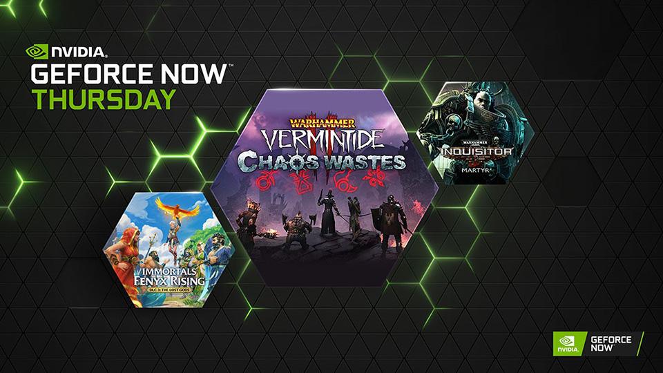 GeForce NOW recibe 15 juegos esta semana