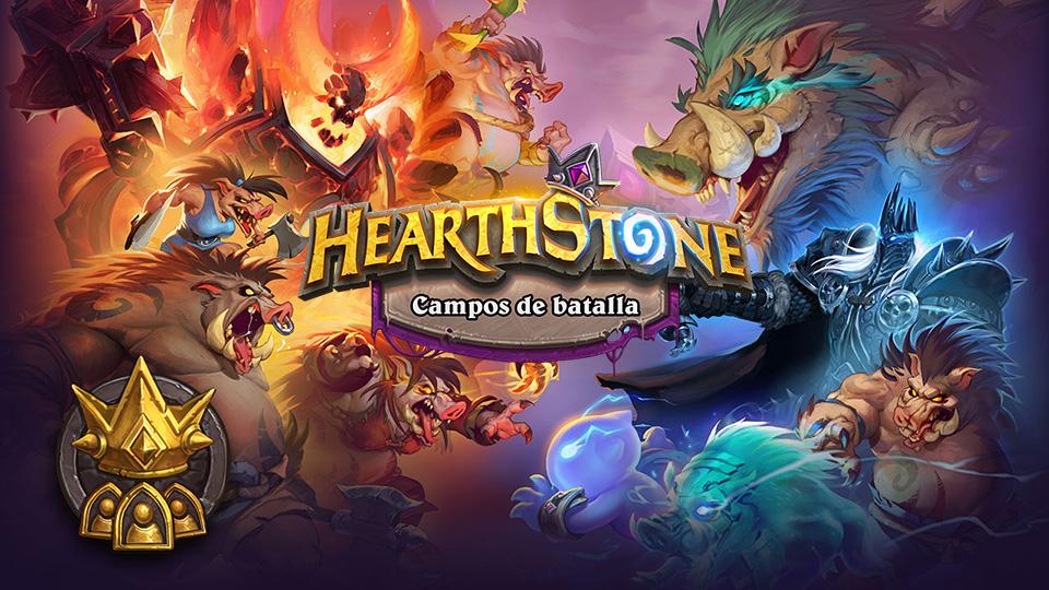 Hearthstone incorpora a los jabaespines a Campos de batalla