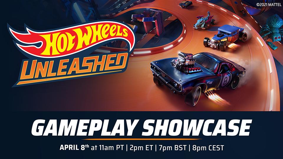 Mattel y Milestone anticipan una sesión virtual de juego de Hot Wheels Unleashed