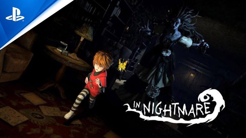 In Nightmare contará con una edición física de pesadilla