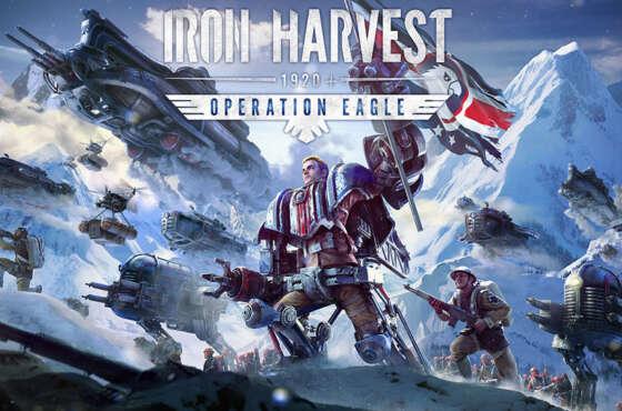 La Operación Águila llegará a Iron Harvest 1920+
