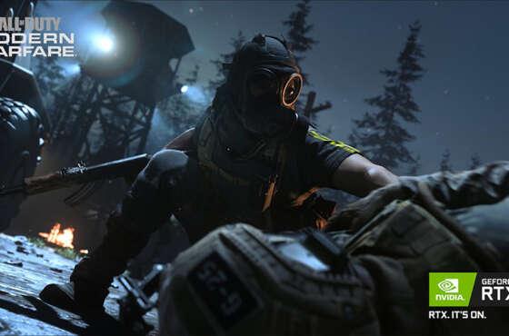 NVIDIA DLSS llega a Call of Duty
