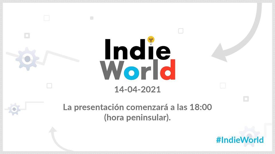Nintendo Indie World para el 14 de abril