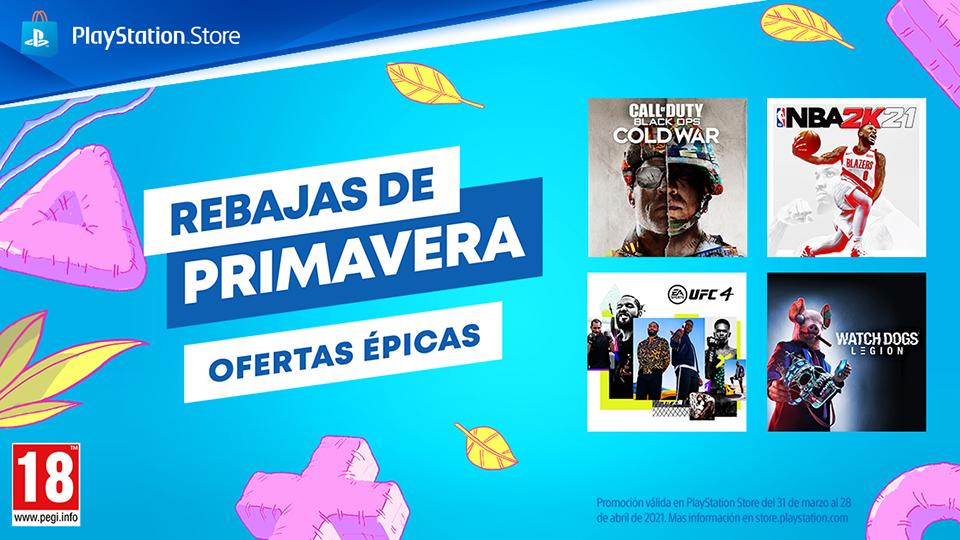 PlayStation Store. Nuevas ofertas épicas