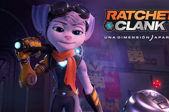Ratchet & Clank: Una Dimensión Aparte nuevo tráiler