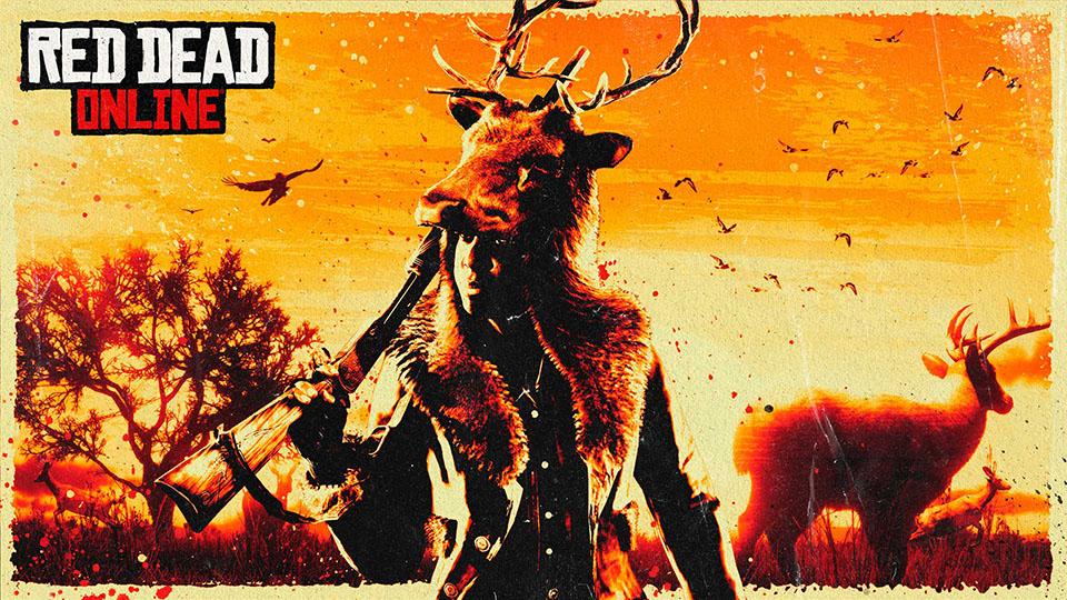 Recompensas de la naturaleza en Red Dead Online
