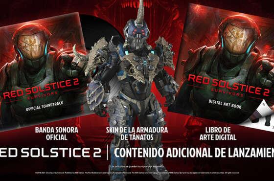 Red Solstice 2: Survivors nuevos elementos