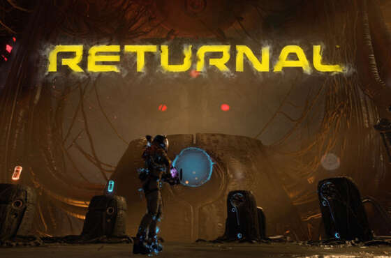 Trailer de lanzamiento de Returnal