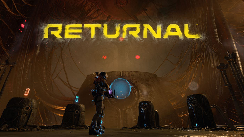 Trailer de lanzamiento de Returnal
