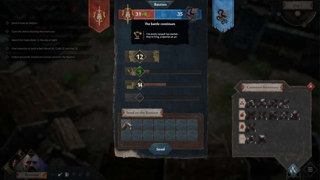 Siege Survival