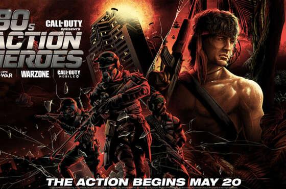 Rambo y John McClane, hacen su explosivo debut en Call of Duty