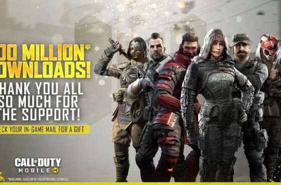 Call of Duty: Mobile supera oficialmente los 500 millones de descargas