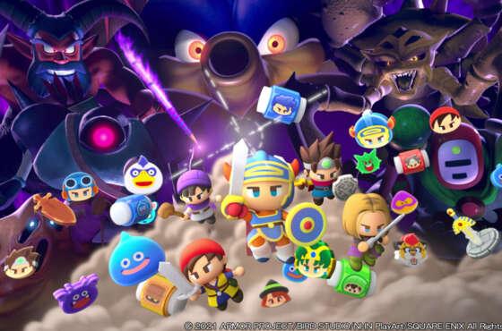 Square Enix celebra 35 años de Dragon Quest