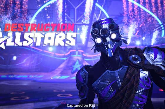 Ya está disponible Ases, la Temporada uno de Destruction AllStars
