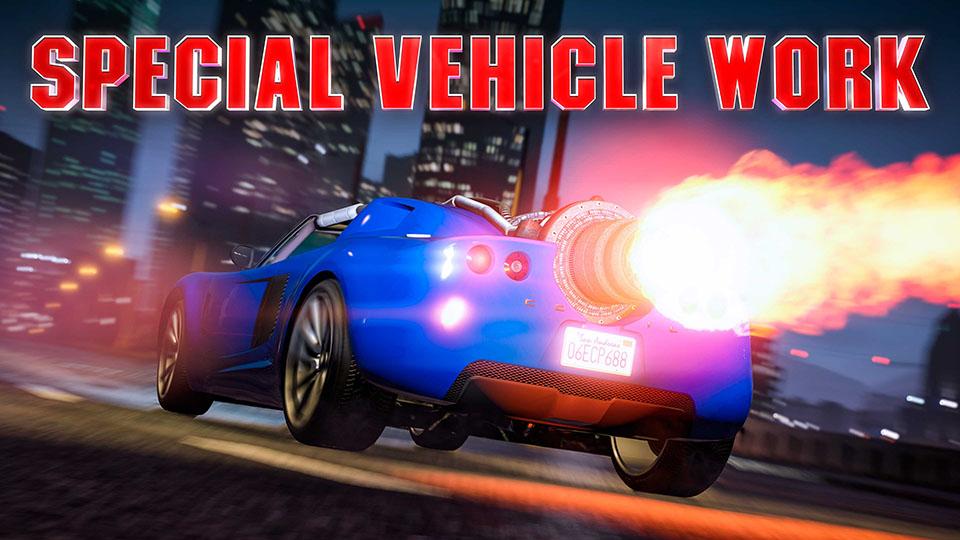 Esta semana en GTA Online