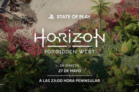 State of Play de Horizon Forbidden West