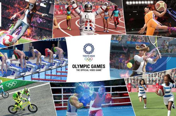Los Juegos Olímpicos Tokio 2020 – El Videojuego Oficial