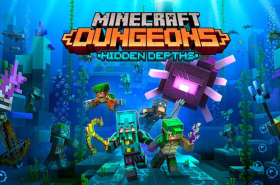 Minecraft Dungeons celebra su primer aniversario