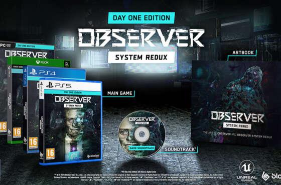 Observer: System Redux llegará en formato físico a PS4 y Xbox One