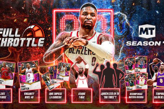 NBA 2K21. Llega la Temporada 7 de Mi EQUIPO